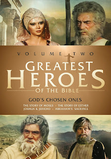 Greatest Heroes of the Bible: Volume Two