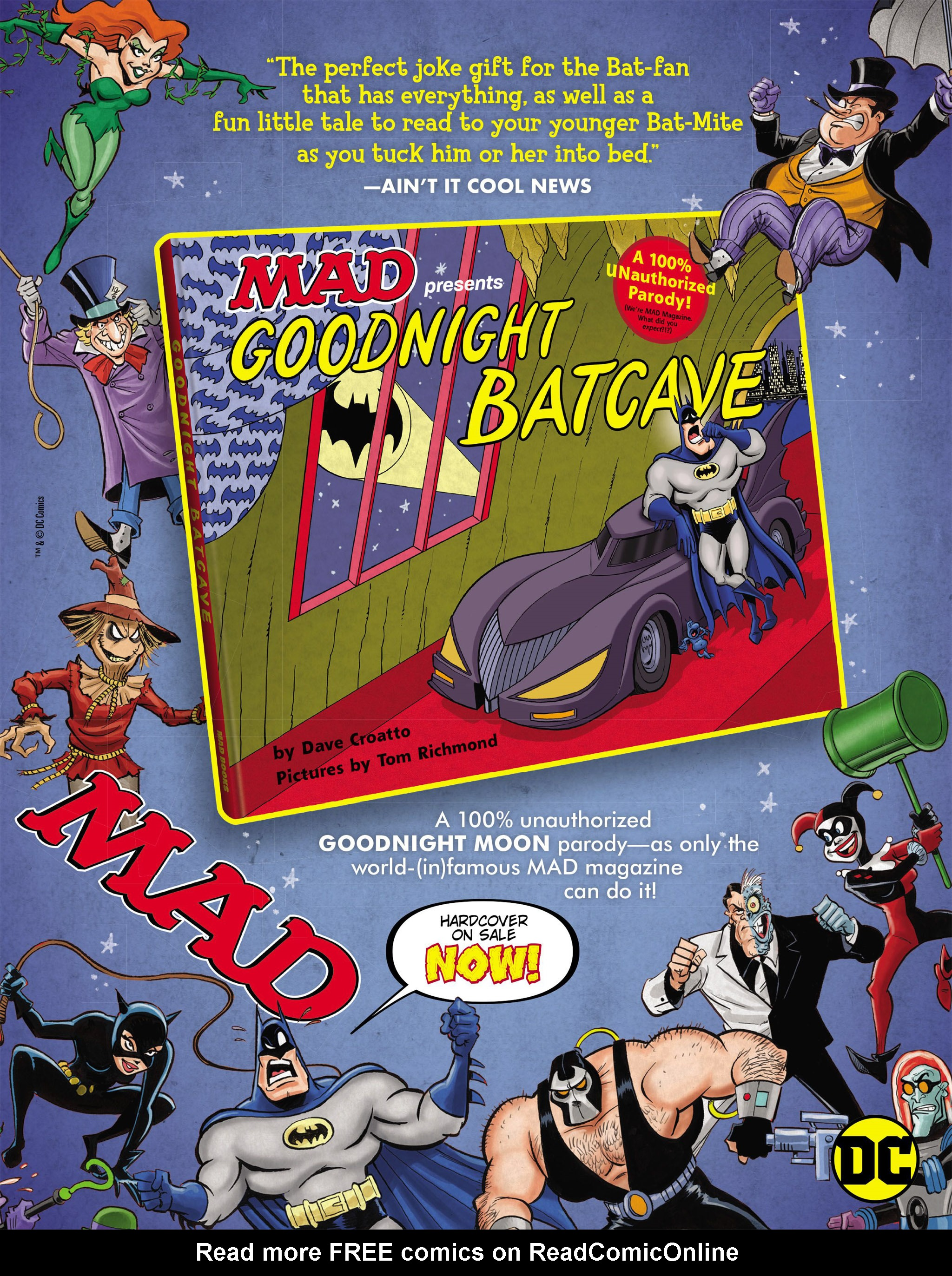 Read online MAD comic -  Issue #546 - 30
