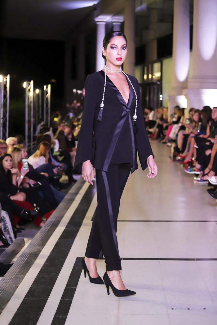 Argentina Fashion Week otoño invierno 2019 │ Desfile Adriana Costantini otoño invierno 2019. │ Moda otoño invierno 2019 en Argentina. │ Trajes de mujer invierno 2019.