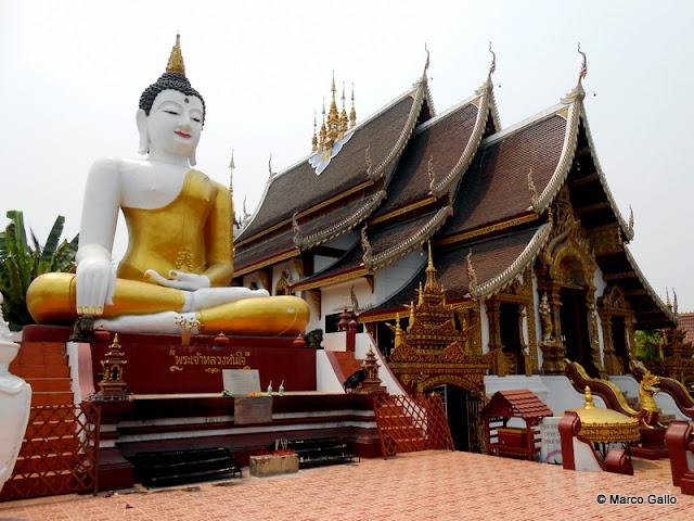 TEMPLOS DE CHIANG MAI, TAILANDIA. (4) WAT RAJAMONTEAN