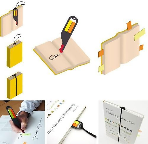 how to make a cool corner bookmark