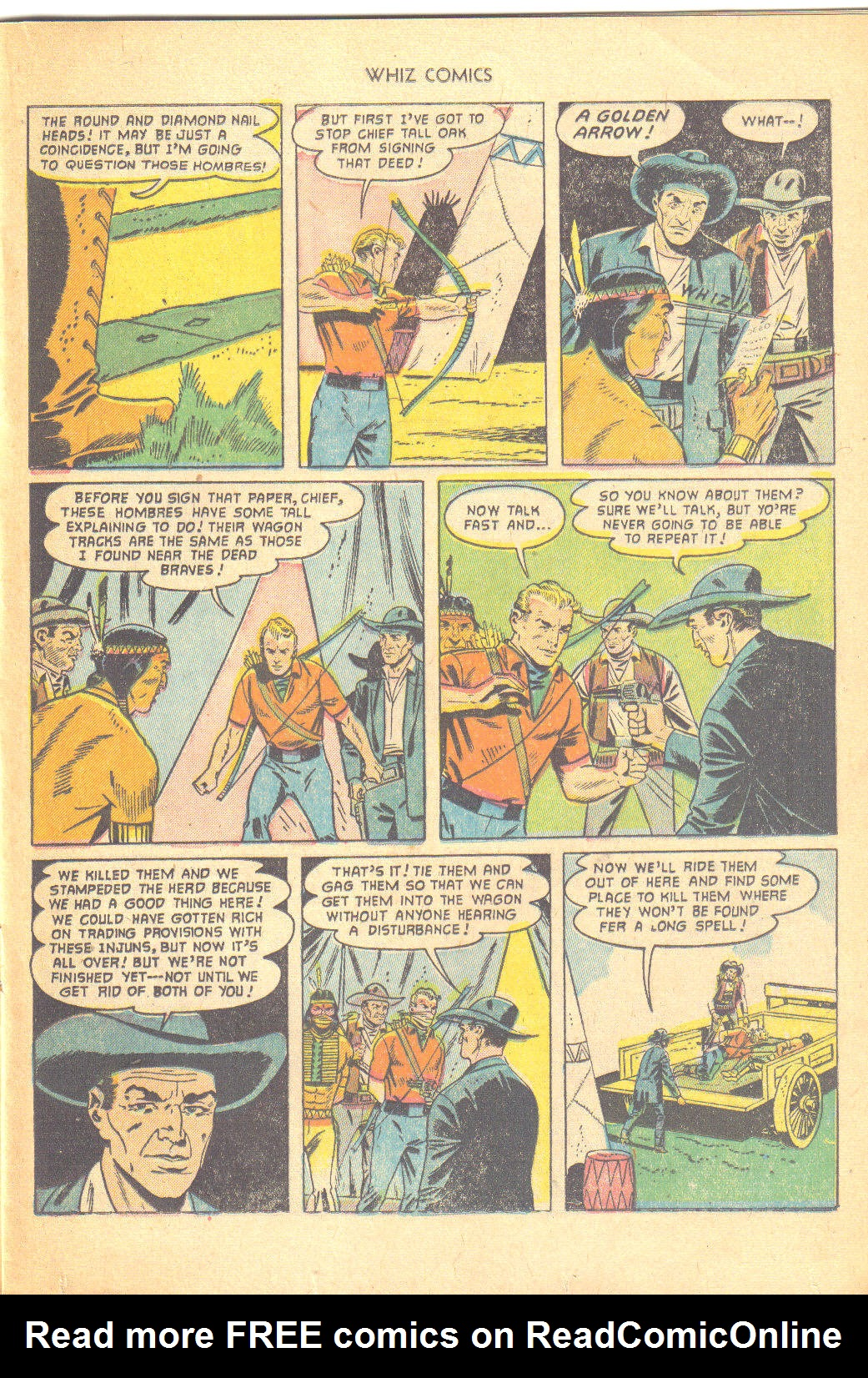 WHIZ Comics issue 147 - Page 17