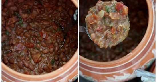 Frijoles Borrachos (Drunken Beans) - All Roads Lead to the ...