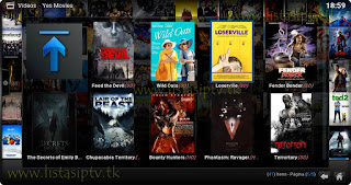 Add-on - Yes Movies - KODI - Filmes com Streaming Rápido