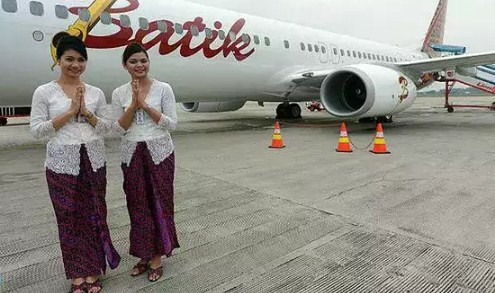 Rute Baru Batik Air Indonesia Ke India