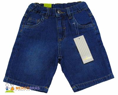 Jeans infantil para revenda