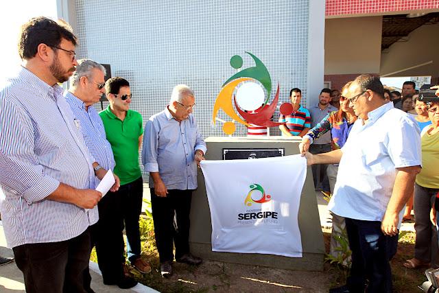 Governador inaugura novo terminal rodoviário de Riachuelo