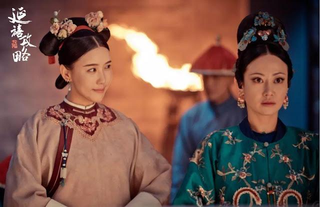 story of yanxi palace tan zhuo shi yufei
