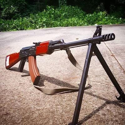 Yugoslavian-M72B1-RPK