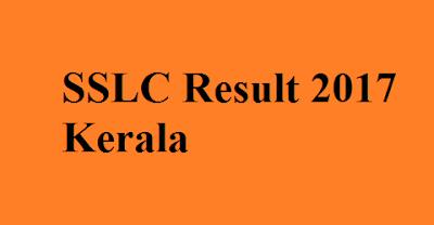 SSLC Results 2017