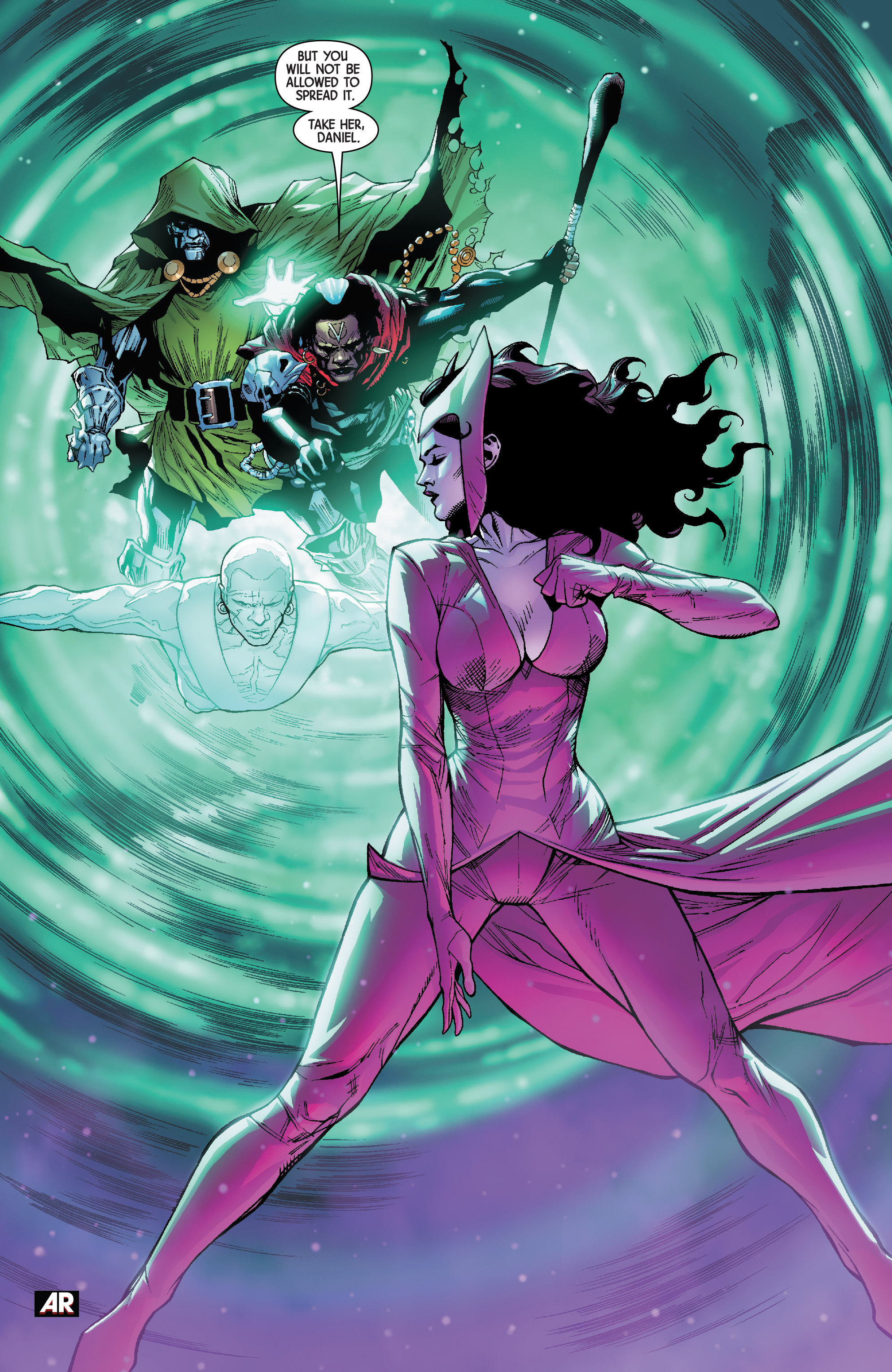 Read online Avengers & X-Men: AXIS comic -  Issue #8 - 20