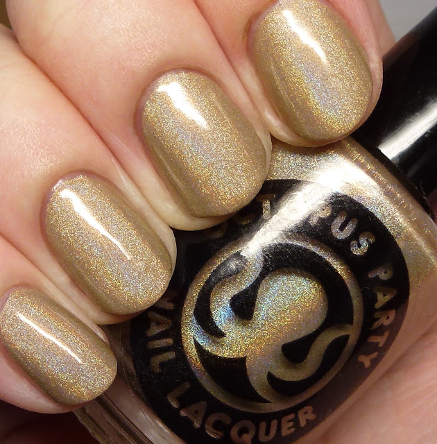 Octopus Party Nail Lacquer A Tanner Darkly