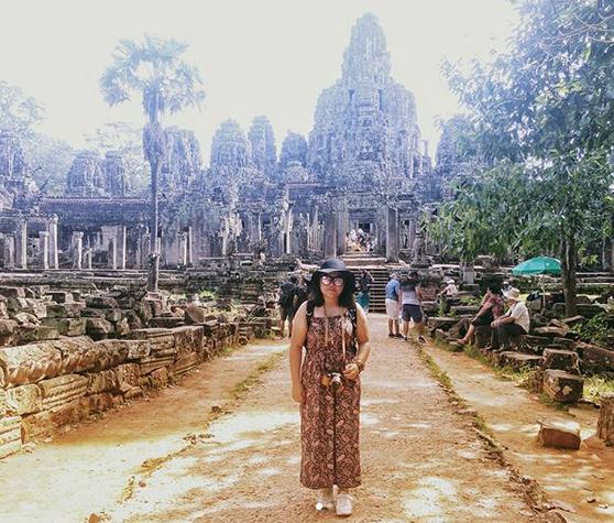 Angkor wat, Cambodia, catatan traveler