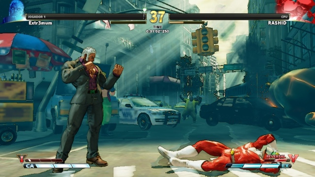 Download Street Fighter 5 Arcade Edition PC Games Gameplay