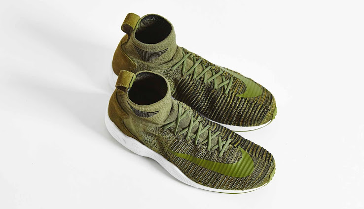 f6d7a1bc52be Olive Nike Zoom Mercurial Flyknit Released - Leaked Soccer Cleats