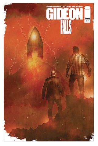 GIDEON FALLS - 80-Page Finale this December