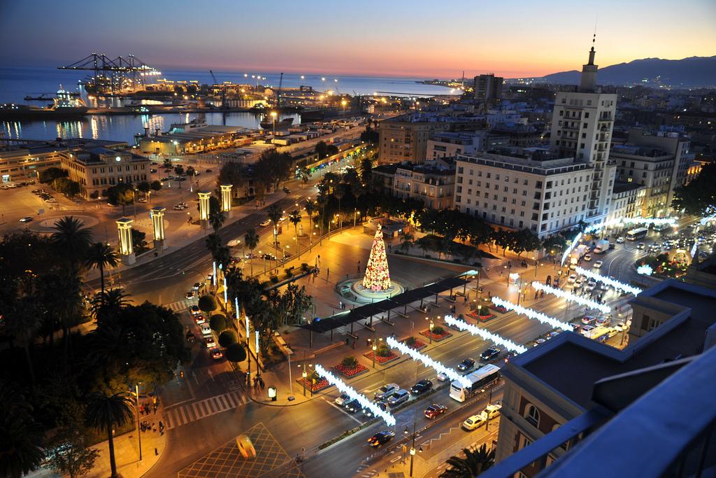 Apartamento Miramar Málaga Terrazas Con Vistas