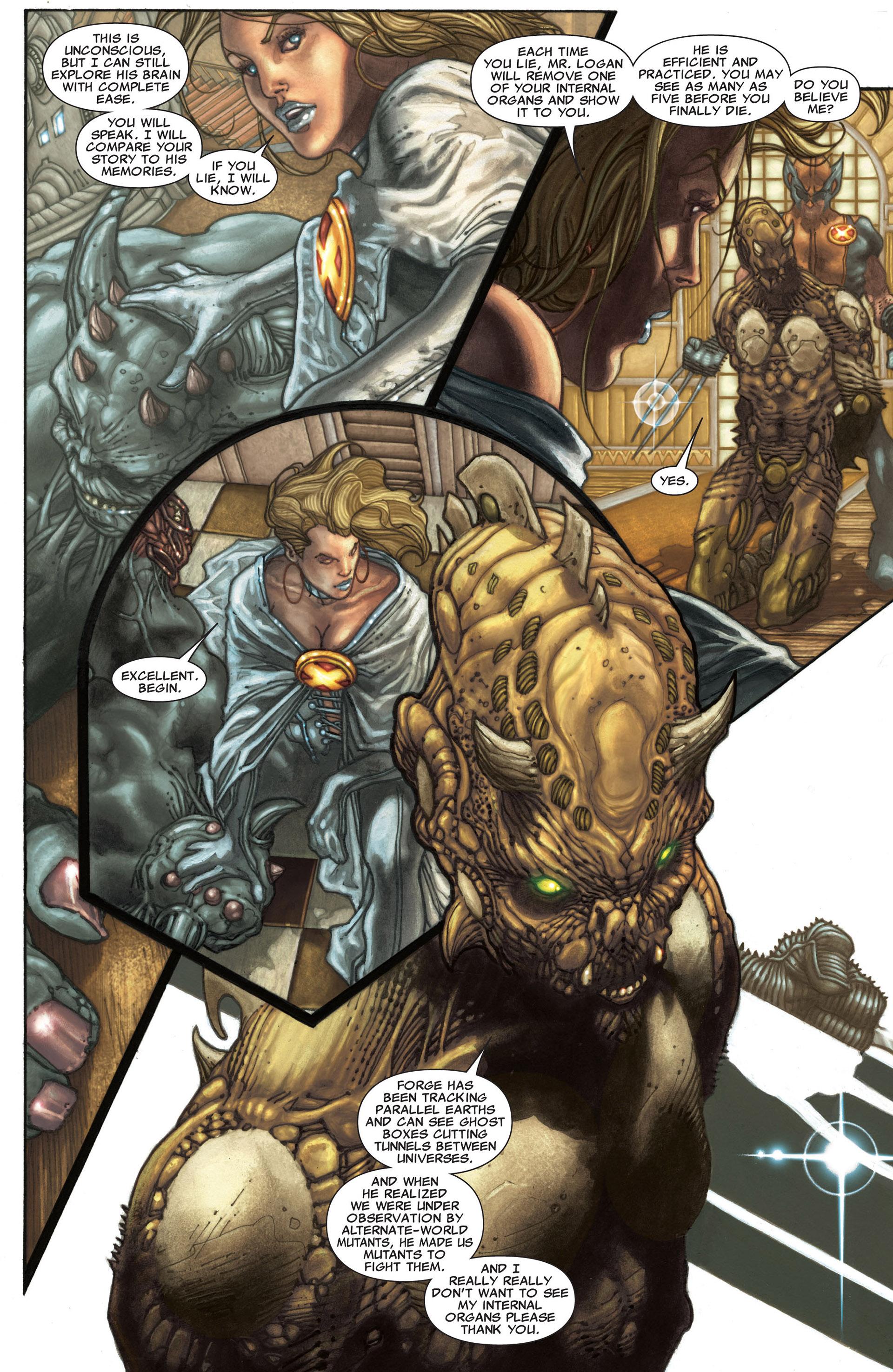 Read online Astonishing X-Men (2004) comic -  Issue #29 - 13