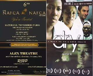 Stephanie Okereke's movie, 'Dry' gets 13 Nominations for African NAFCA Awards