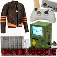 Mas de 10 ideas para regalar a frikis / geeks