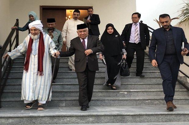 Ulama Besar Uni Emirat Arab: Muslim Indonesia Contoh Baik Bagi Dunia Islam
