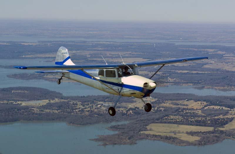 Cessna 170 History