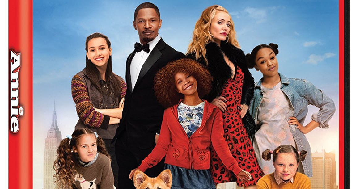 NickALive!: Nickelodeon USA To Premiere 'Annie' (2014) On ...