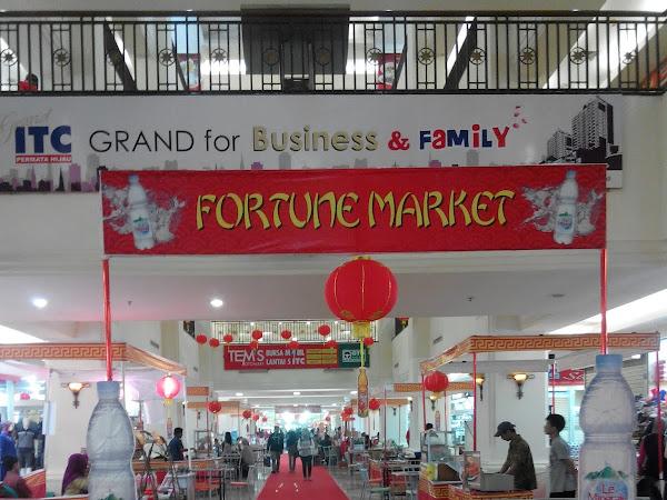 Jajan Seru di Fortune Market Grand ITC Permata Hijau
