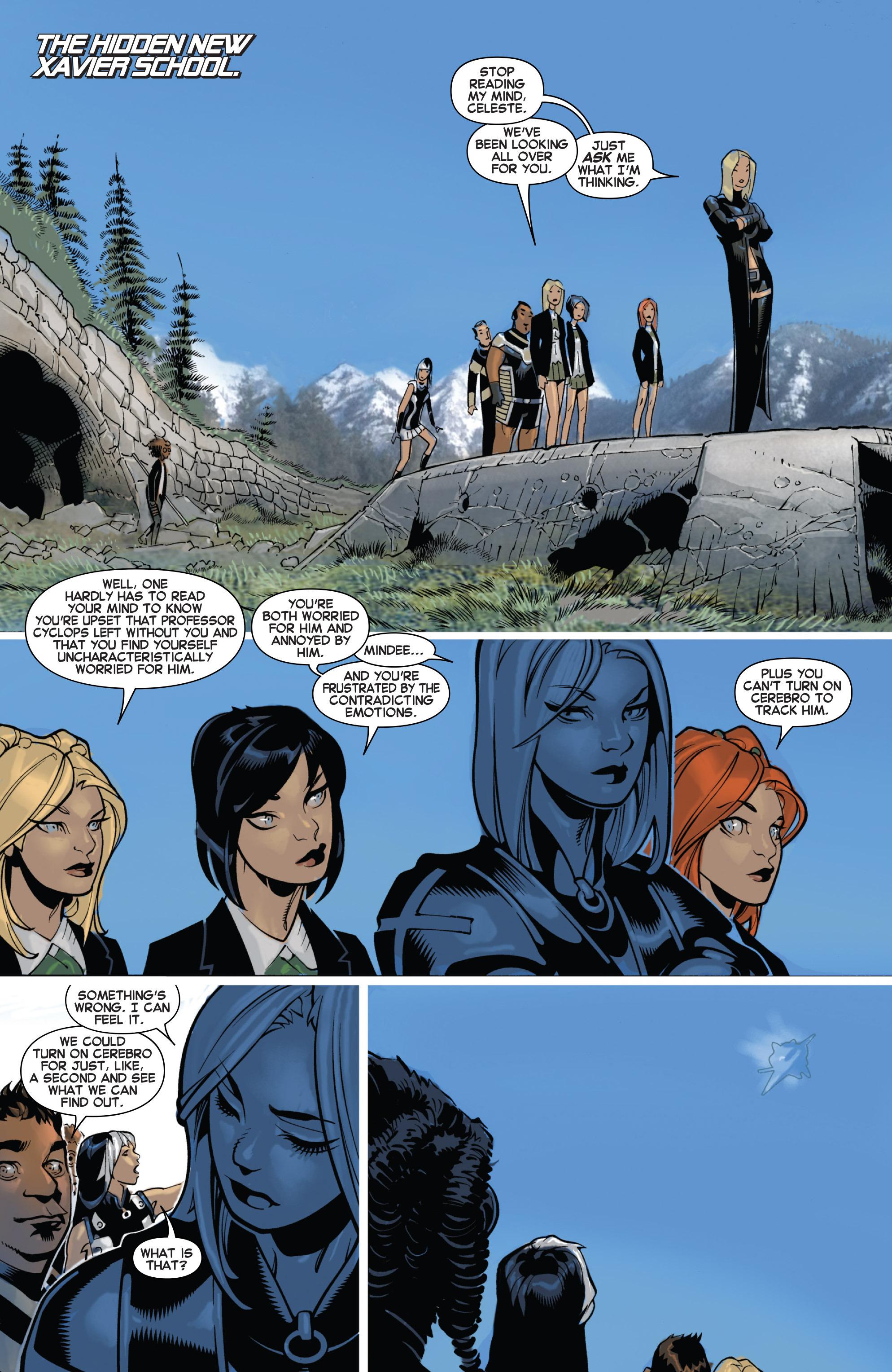 Read online Uncanny X-Men (2013) comic -  Issue #21 - 16