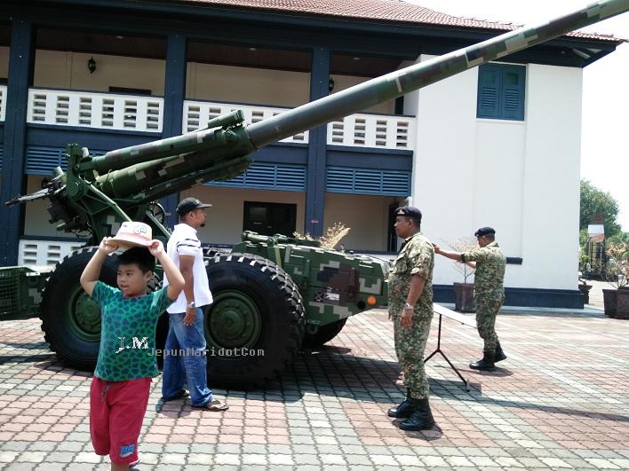 Muzium tentera darat PD
