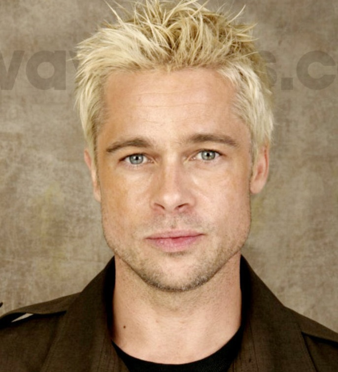 Pictures Men Blonde 44