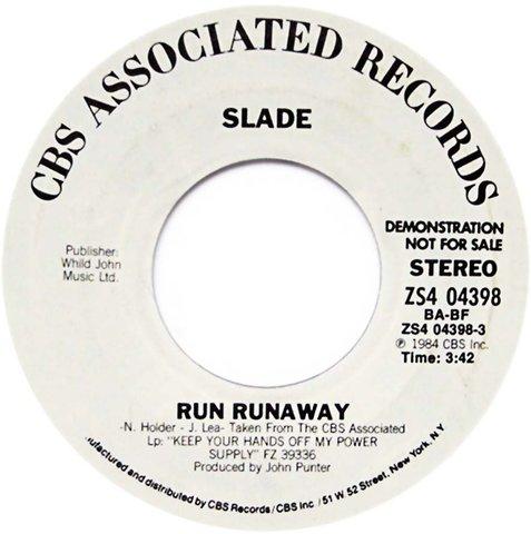 slade run runaway mp3