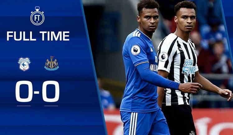 Hasil Cardiff City vs Newcastle United Skor Akhir 0-0 [ Premier League 2018]