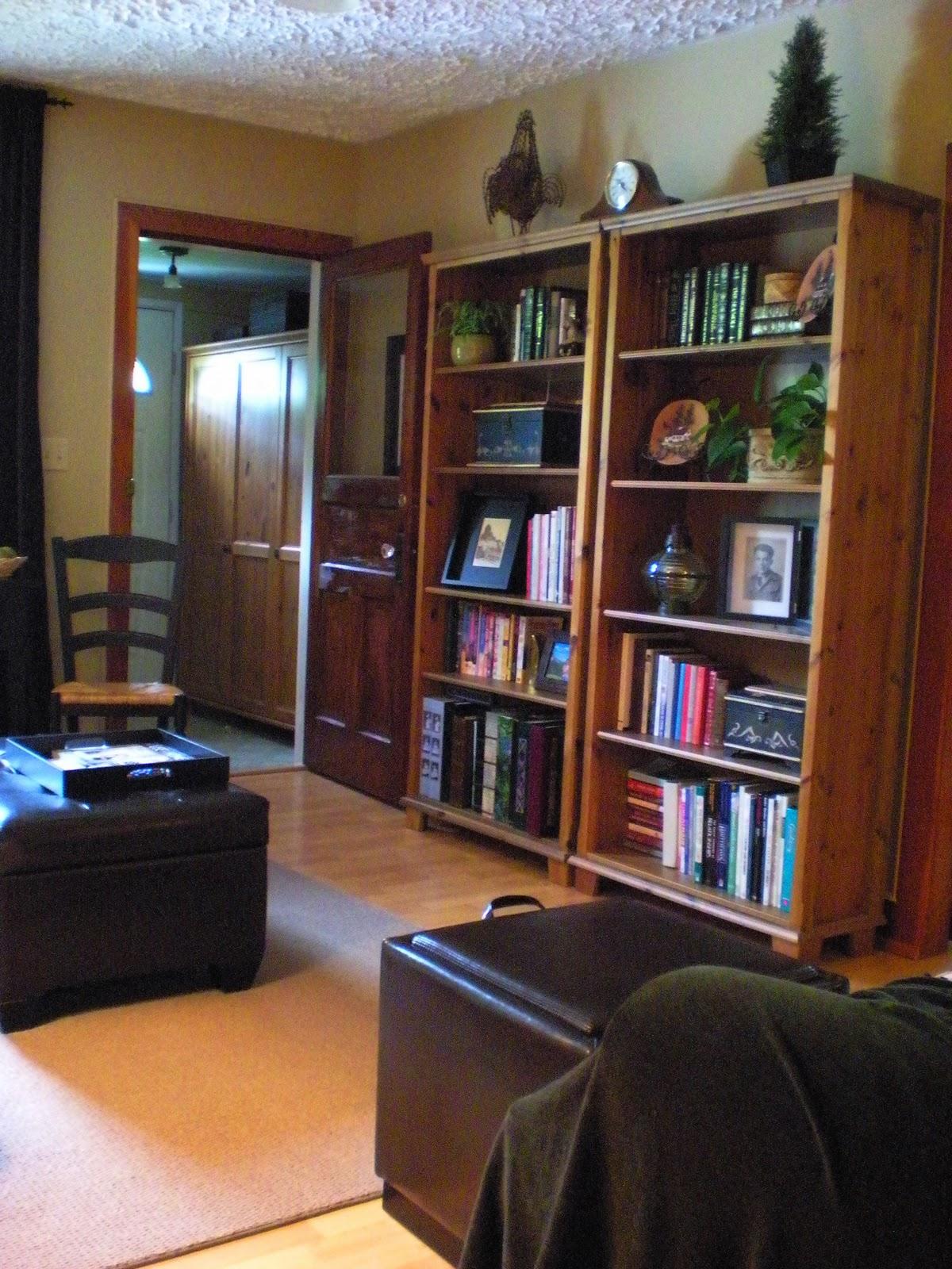 Dark living room - How I Made My Dark Living Room Bright