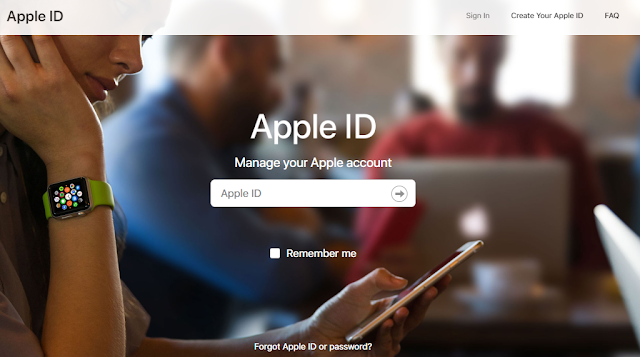 Change Apple ID Reset Security Questions