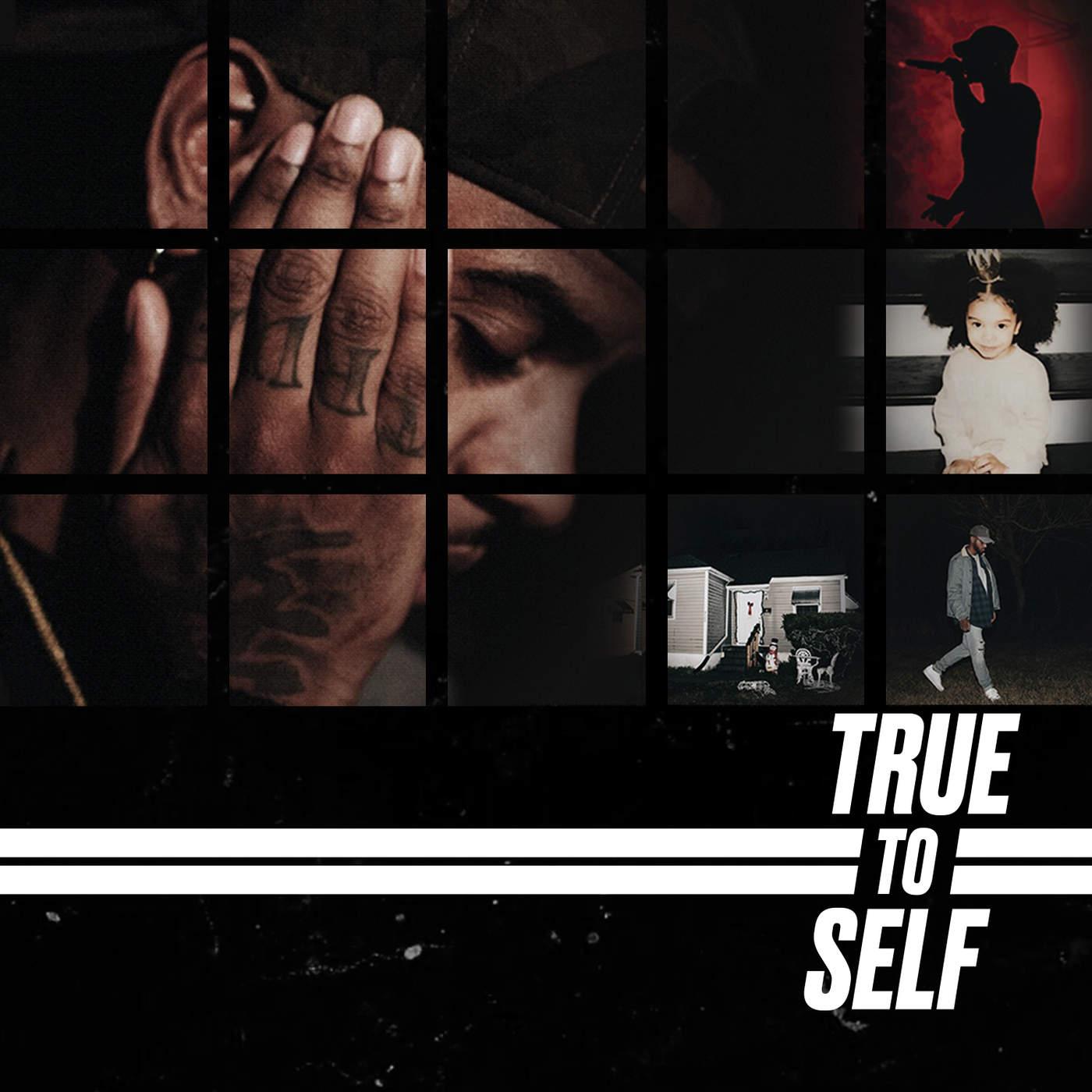 Bryson Tiller - Somethin Tells Me - Single Cover