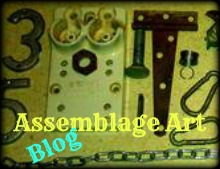 assemblage art blog