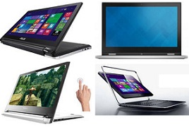 Flat 20% Extra Cashback on 2 in 1 Laptops @ Paytm (Limited Period Offer)