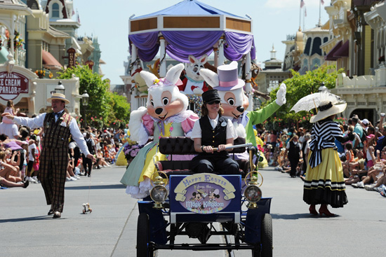 Magic Kingdom Easter Parade