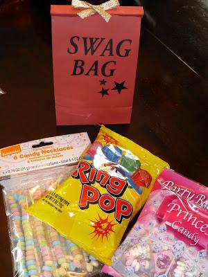 Teen Party Goody Bag