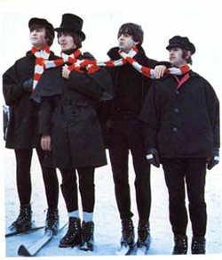 HELP scarf