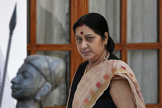 Sushma-Swaraj-inaugurates-KIP-for-young-overseas-Indians