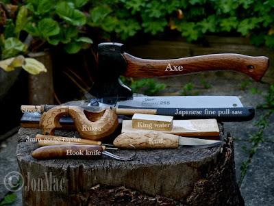 kuksa-carving-tools