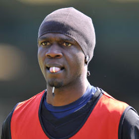 Former Nigerian Super Eagles player Efe Sodje