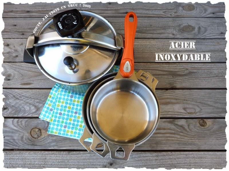 Cuisiner l ancienne 2 l acier inoxydable go te j 39 ai test un truc - Brabantia cuisiner a l ancienne ...