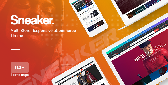 Sneaker v1.0 – Shoes Theme for WooCommerce WordPress