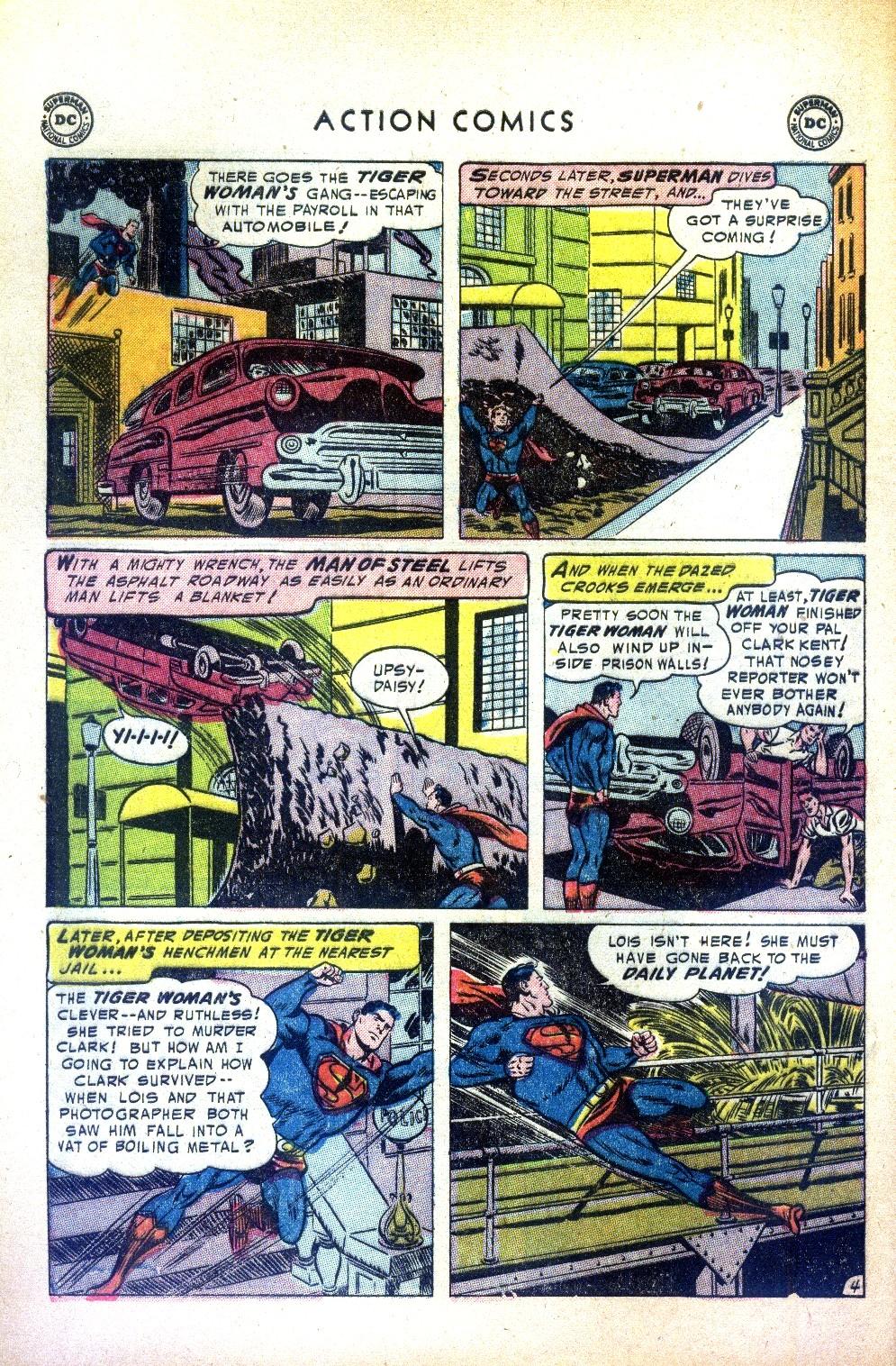 Action Comics (1938) 195 Page 5