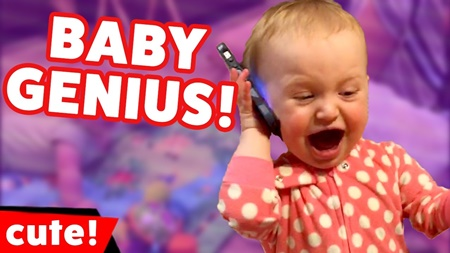 Funniest Baby Genius and Smart Kids Moments of 2017 Weekly Compilation