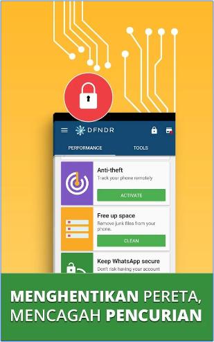 Dfndr Antivirus Pembersih Apk Free Download Android