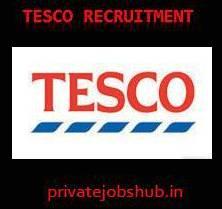 Tesco Recruitment